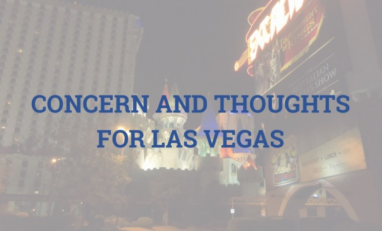 Care and Concern for Las Vegas